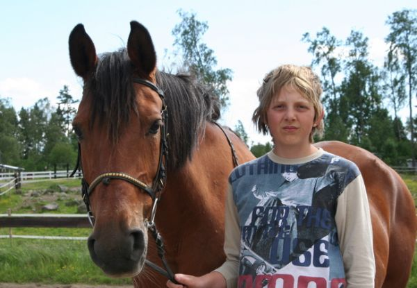 Fredrik & Zelva